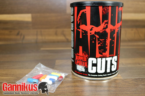 Animal Pak Cuts Wirkung