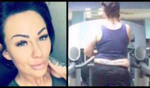bodybuilderin-zieht-ueber-fitnessstudio-besucherin-her-und-wird-dabei-selbst-zur-zielscheibe
