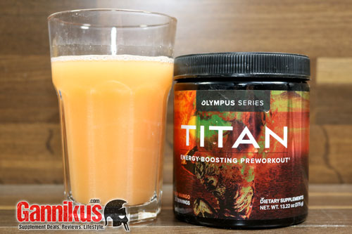 Chaos and Pain Olympus Series Titan Geschmack