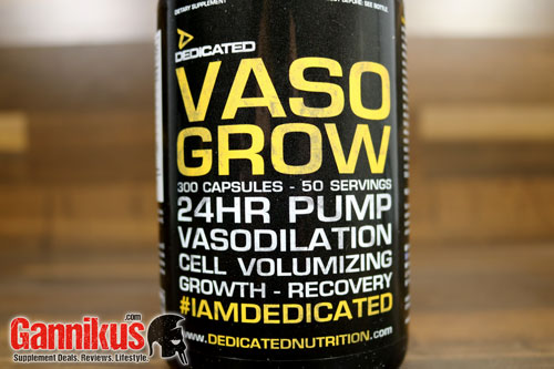 Dedicated Nutrition Vaso Grow Pump