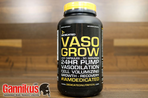 Dedicated Nutrition Vaso Grow kaufen