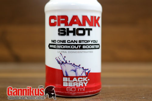 ESN Crank Shot Geschmack