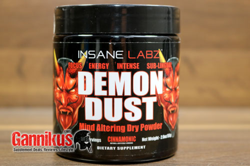Insane Labz Demon Dust Erfahrung