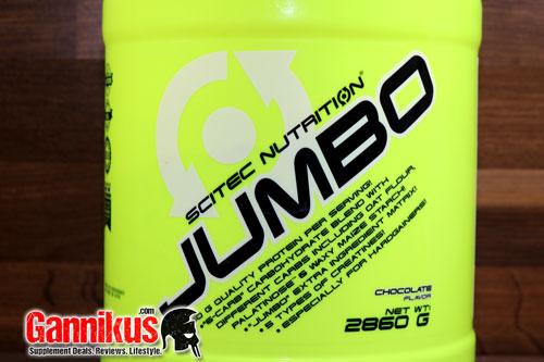 Scitec Nutrition Jumbo Muskelaufbau