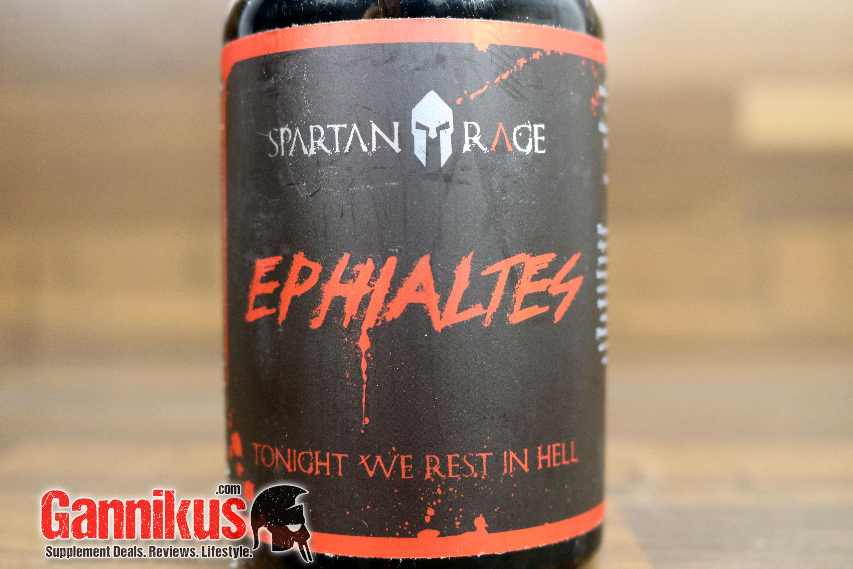 Spartan Rage Ephialtes Wirkung