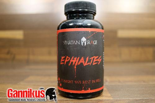 Spartan Rage Ephialtes Schlafen