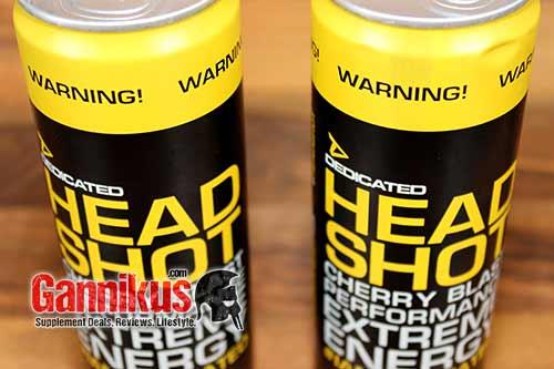 Dedicated Headshot Energy Drink Fazit