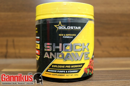 Goldstar Shock and Awe Booster