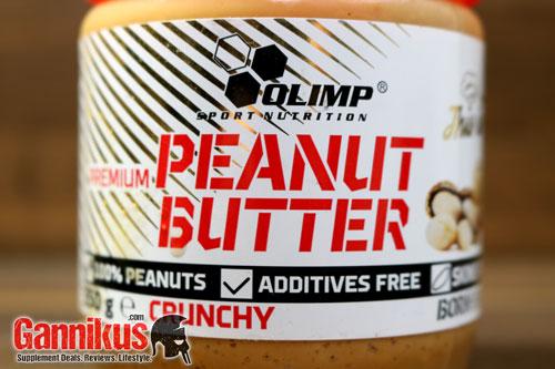 Olimp Premium Peanut Butte erfahrung