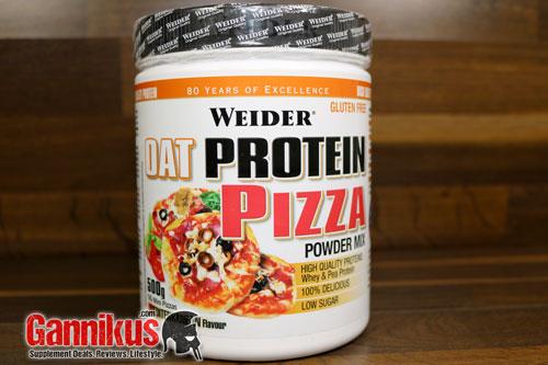 Weider Oat Protein Pizza und Protein Tomato Sauce kaufen