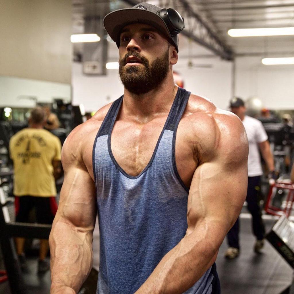 BCAA Wirkung Muskelaufbau