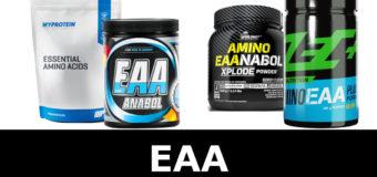 EAA - essentielle Aminosäuren