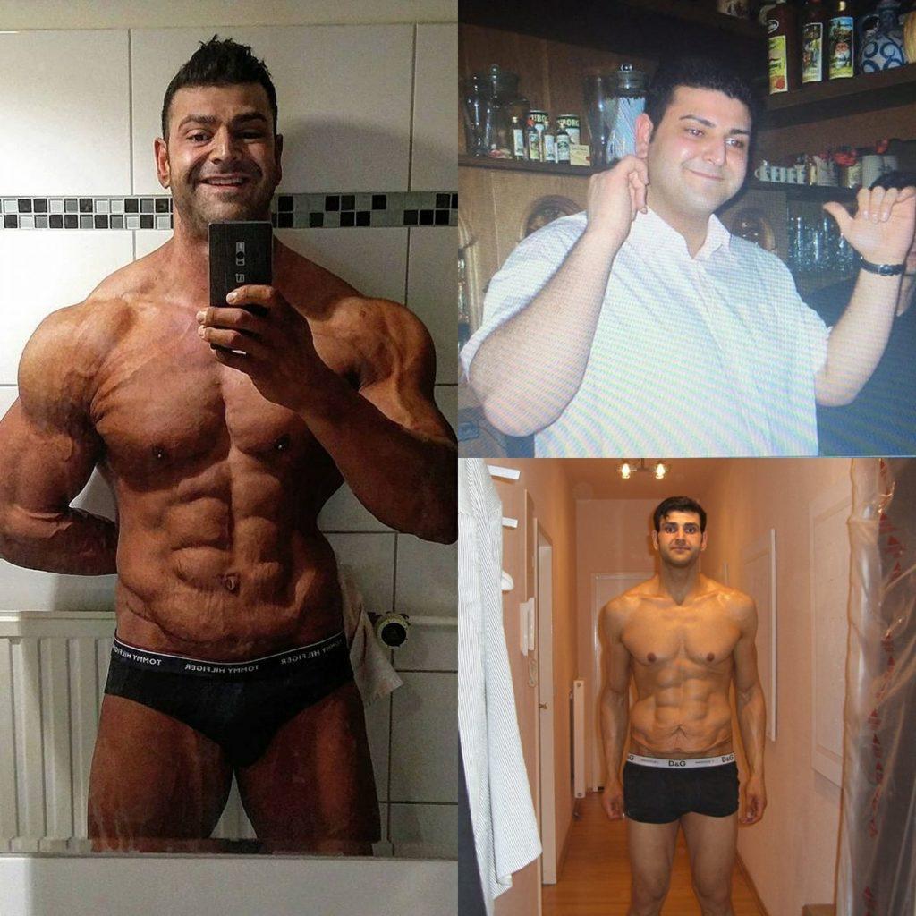 Hardgainer Crew Vito Transformation