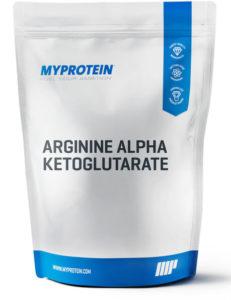 L-Arginin oder Arginin Alpha Ketoglutarat