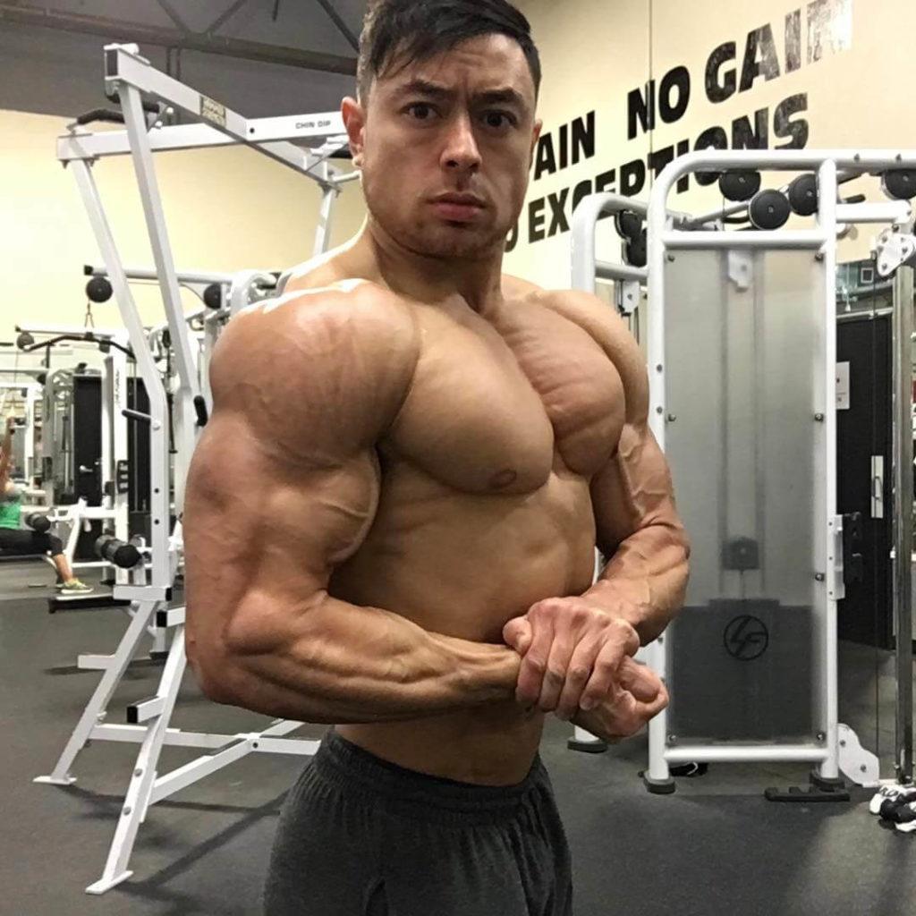 Leucin Wirkung Muskelaufbau