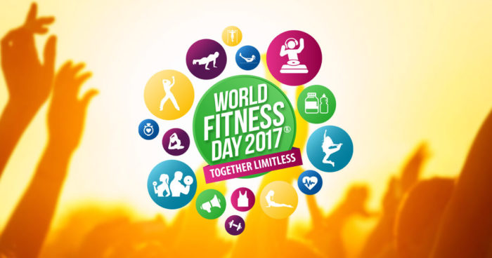 World Fitness Day 2017 in Frankfurt