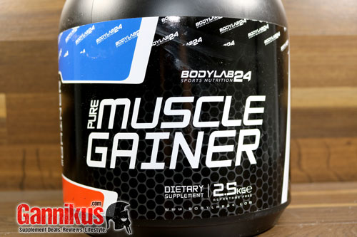 Bodylab24 Pure Muscle Gainer kaufen