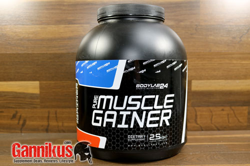 Bodylab24 Pure Muscle Gainer Weight Gainer