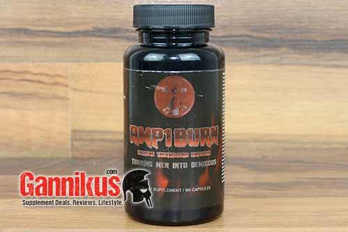Olympus Labs AMP1BURN Verpackung