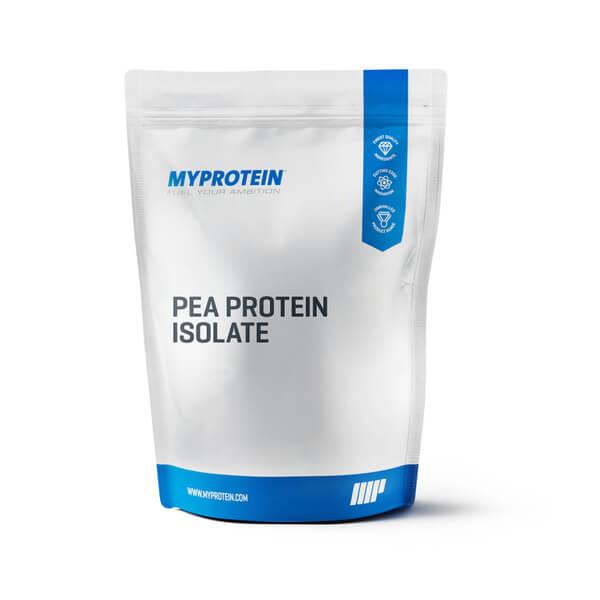 Erbsenproteinisolat oder Erbsenproteinkonzentrat