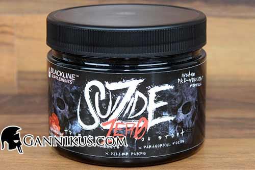 Blackline Suizide Zero Verpackung