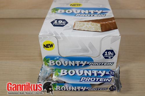 Bounty Protein Riegel in der Großpackung