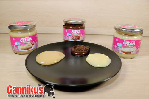 Rocka Nutrition Smacktastic Cream Geschmack