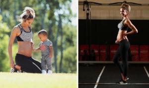 fitness-star-chontel-duncan-workouts-trotz-schwangerschaft
