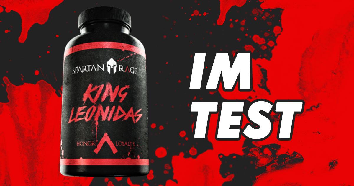 Gods rage king leonidas im test - Steigerung testosteronspiegel ...