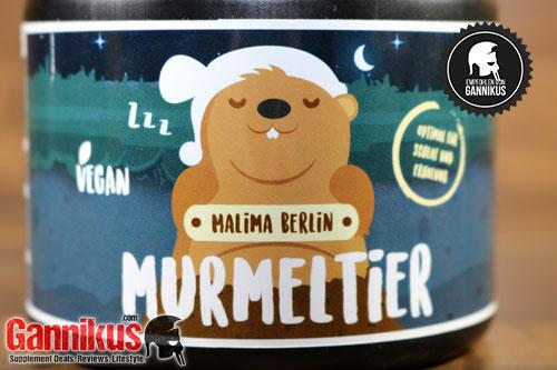 Malima Berlin Murmeltier schlafen