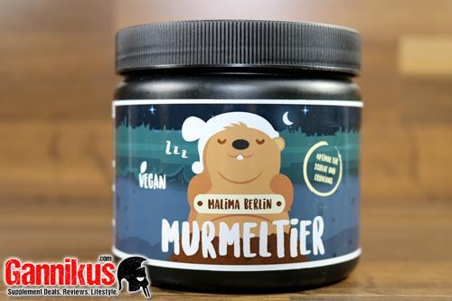 Malima Berlin Murmeltier Schlafsupplement