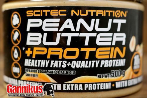 Scitec Nutrition Peanut Butter + Protein kaufen