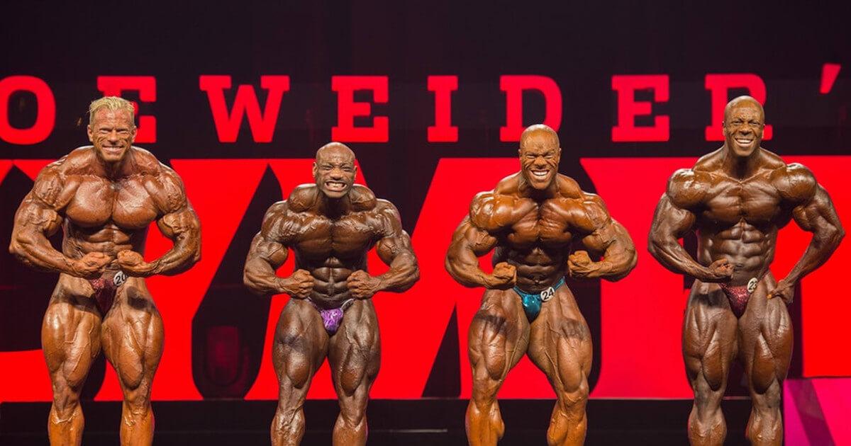 Bodybuilding und Fitness allgemein