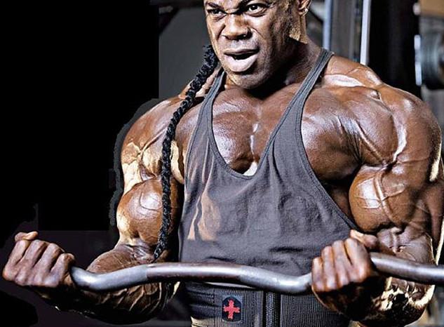 Kai-Greene-Workout