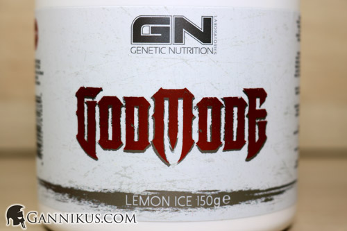 Genetic Nutrition Laboratories God Mode Wirkung