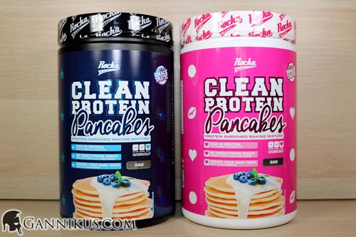Rocka Nutrition Clean Protein Pancakes Erfahrung