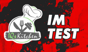 IQs Kitchen Kochbuch im Test