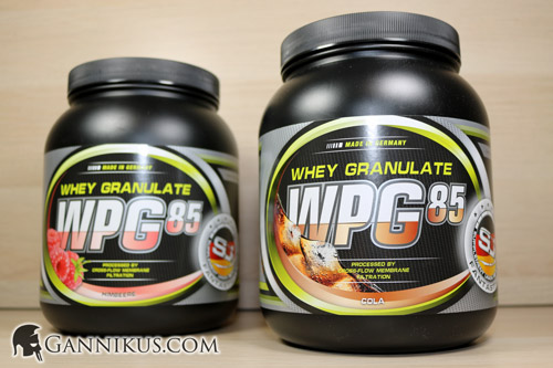 Supplement Union WPG-85 Whey Granulat Kaufen