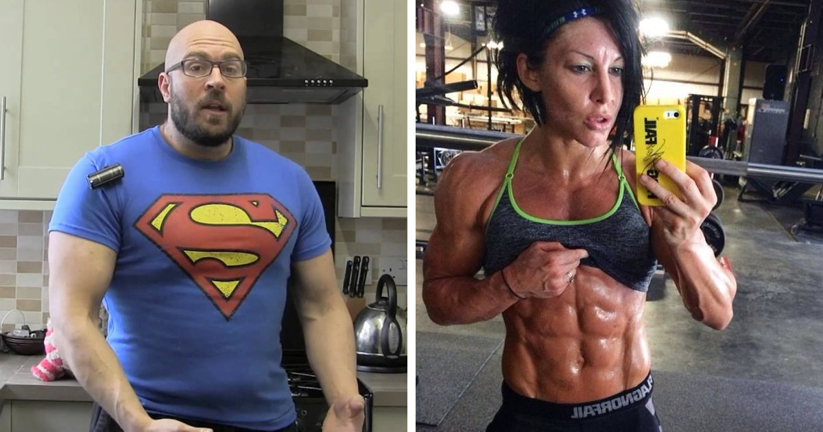 Jason Blaha bezichtigt Dana Linn Bailey des Steroidkonsums ...