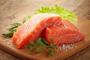 Lachs Vitamin D Quelle