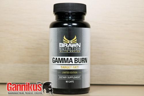 Brawn Nutrition Gamma Burn Fatburner