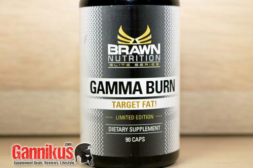 Brawn Nutrition Gamma Burn Erfahrung
