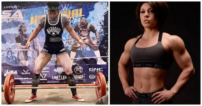 Dana Linn Bailey - Nach dopingfreiem Powerlifting ...