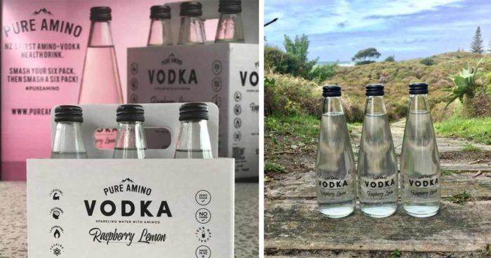 Hersteller aus Neuseeland bringt Amino-Vodka-Mischgetränk ...