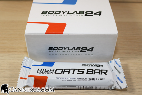 Bodylab24 High Protein Oats Bar Riegel
