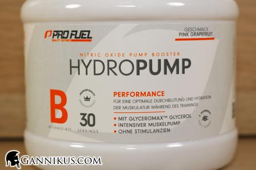 Profuel Hydropump Erfahrung