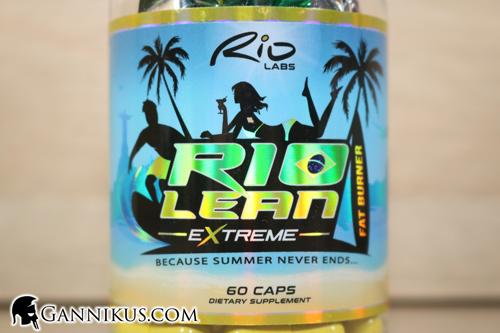 Rio Labs Rio Lean Extreme Fatburner