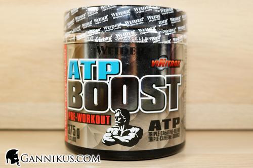 Weider ATP Boost Erfahrung