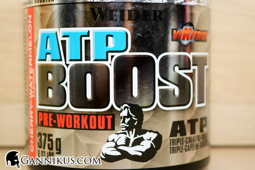 Weider ATP Boost Kreatin