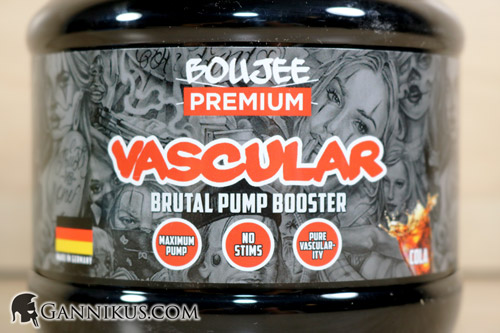 Boujee Premium Vascular Wirkung
